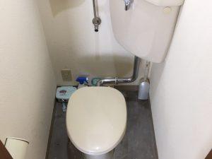 トイレの排水管からポコポコ音がする原因