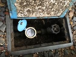 漏水確認の際に必要な水道メーターの場所は事前に確認しておきましょう