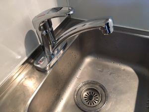 台所シンクの水漏れ