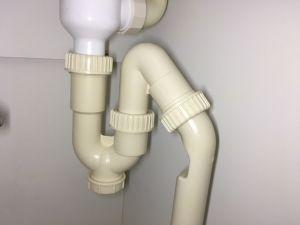 排水管からの水漏れ