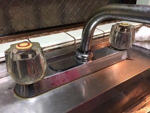 ハンドル付け根からの水漏れの原因