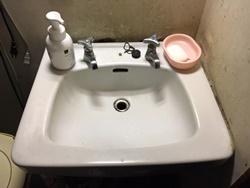 単水栓の場合