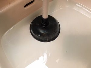 ラバーカップを使用しての除去