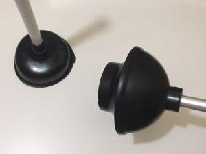 ラバーカップ(すっぽん)でトイレつまりを直す方法とは?