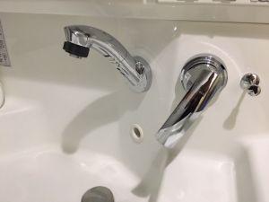 修理出来ない蛇口