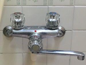 2ハンドルシャワー混合水栓