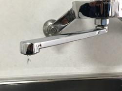 台所単水栓、2ハンドル混合水栓からの水漏れの原因とは